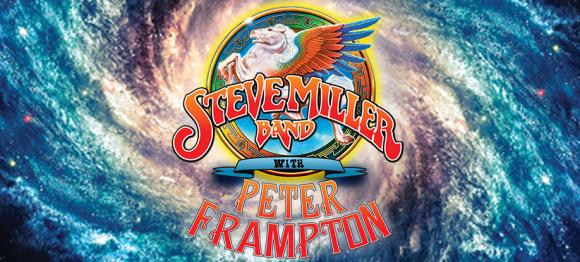 Steve Miller Band & Peter Frampton at Starlight Theatre