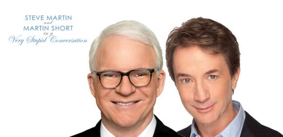 Steve Martin & Martin Short at Starlight Theatre