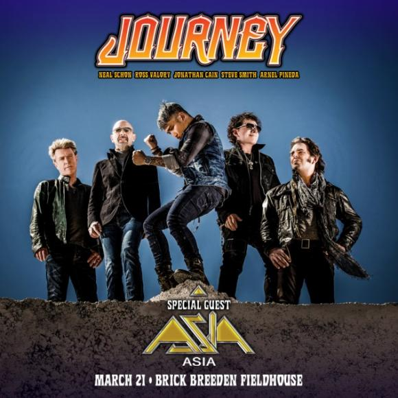 Journey & Asia at Starlight Theatre