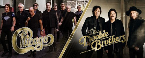 Chicago - The Band & The Doobie Brothers at Starlight Theatre