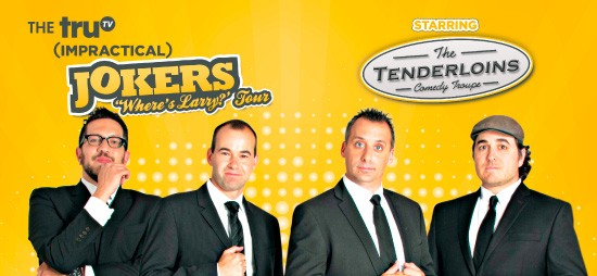 Cast of Impractical Jokers & The Tenderloins at Starlight Theatre