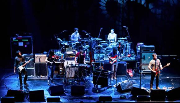 Modest Mouse at Starlight Theatre