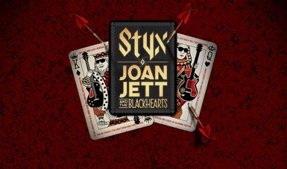 Styx, Joan Jett & The Blackhearts  at Starlight Theatre