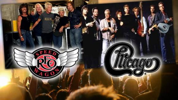 Chicago & REO Speedwagon at Starlight Theatre