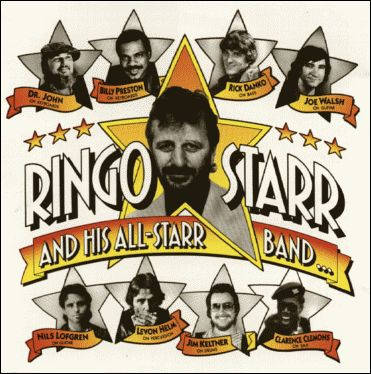 Ringo Starr And His All Starr Band at Starlight Theatre