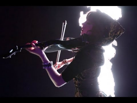 Lindsey Stirling & Evanescence at Starlight Theatre