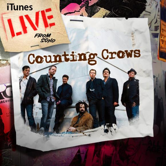 Counting Crows & Live - Band at Starlight Theatre