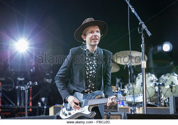 Beck at Starlight Theatre