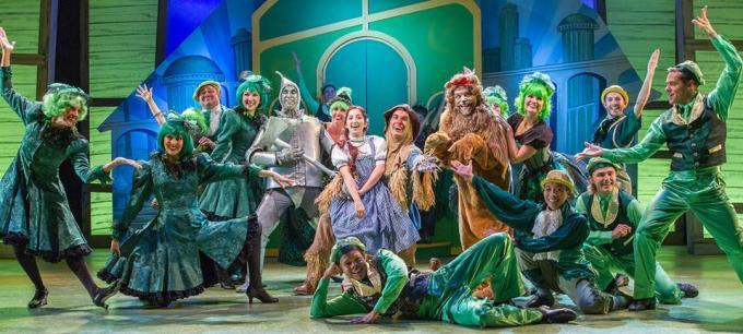The Wizard of Oz at Starlight Theatre