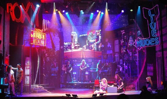 Rock of Ages at Starlight Theatre