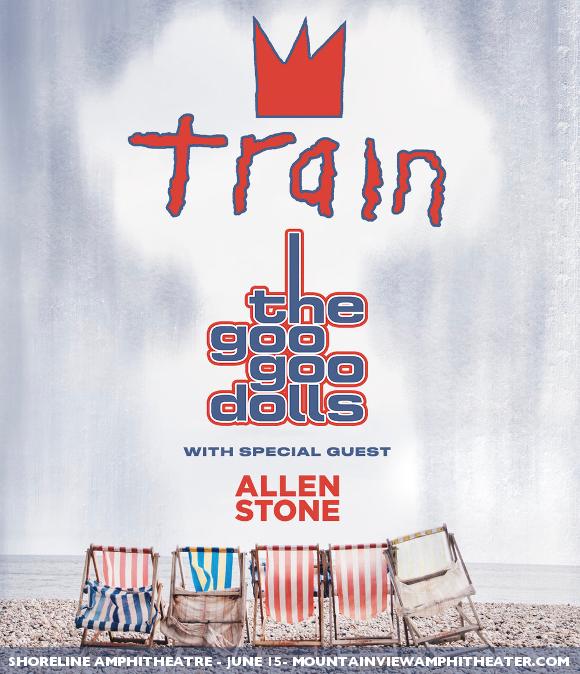 Train, Goo Goo Dolls & Allen Stone at Starlight Theatre