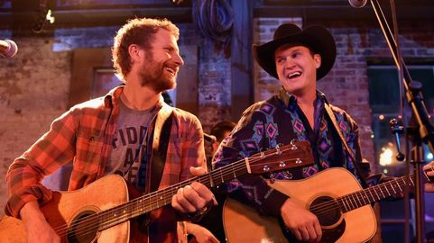 Dierks Bentley, Jon Pardi & Tenille Townes at Starlight Theatre