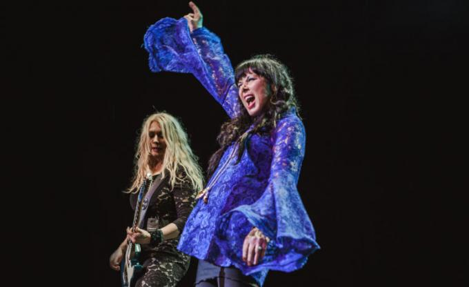Heart & Joan Jett and the Blackhearts at Starlight Theatre
