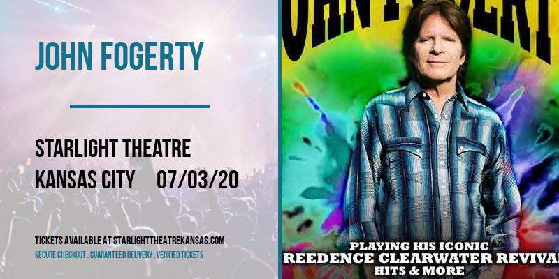 John Fogerty at Starlight Theatre