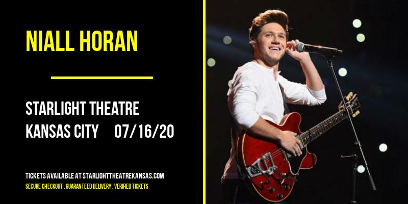 Niall Horan at Starlight Theatre