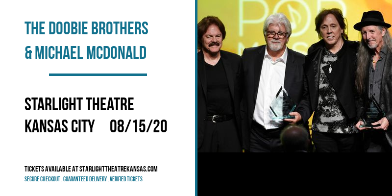 The Doobie Brothers & Michael McDonald at Starlight Theatre
