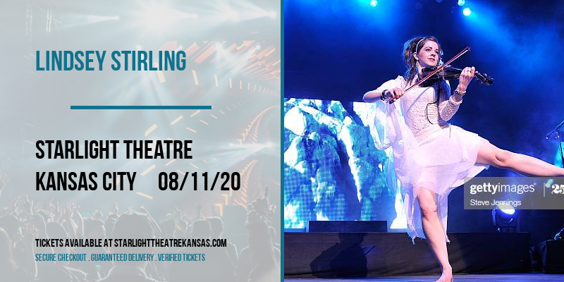 Lindsey Stirling at Starlight Theatre