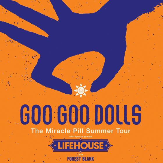 Goo Goo Dolls & Lifehouse at Starlight Theatre