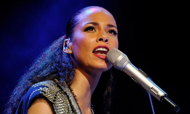 Alicia Keys at Starlight Theatre