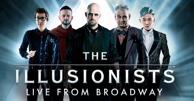 The Illusionists at Starlight Theatre