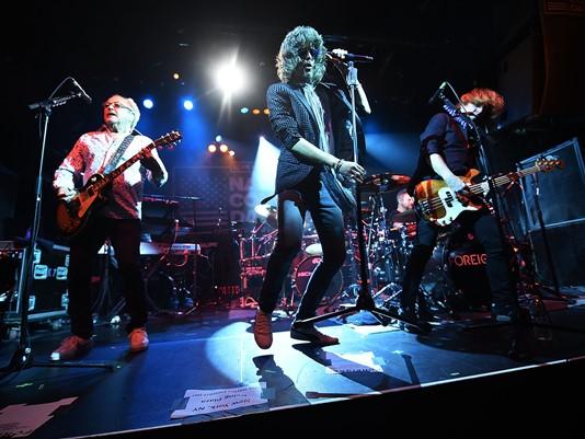 Foreigner & Whitesnake at Starlight Theatre